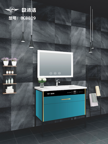 新万博竞彩app苹果下载浴室柜之微晶自洁釉是什么技术